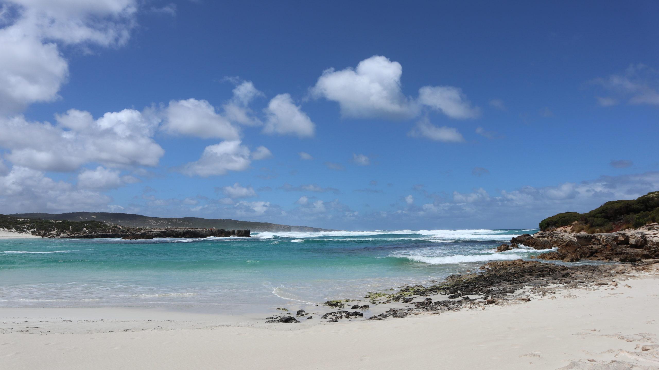 Strand auf Kangroo Island