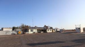 Rastplatz im Outback