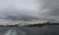 Sydney Oper und Bridge