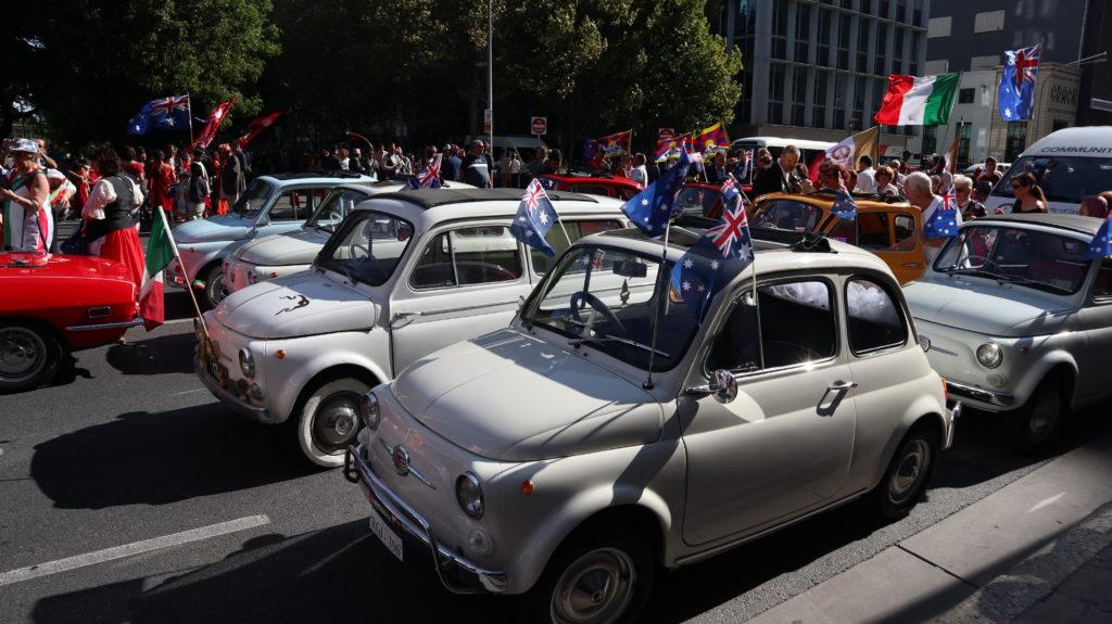 Adelaide Parade Autogruppe