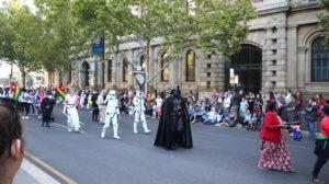 Star Wars Gruppe