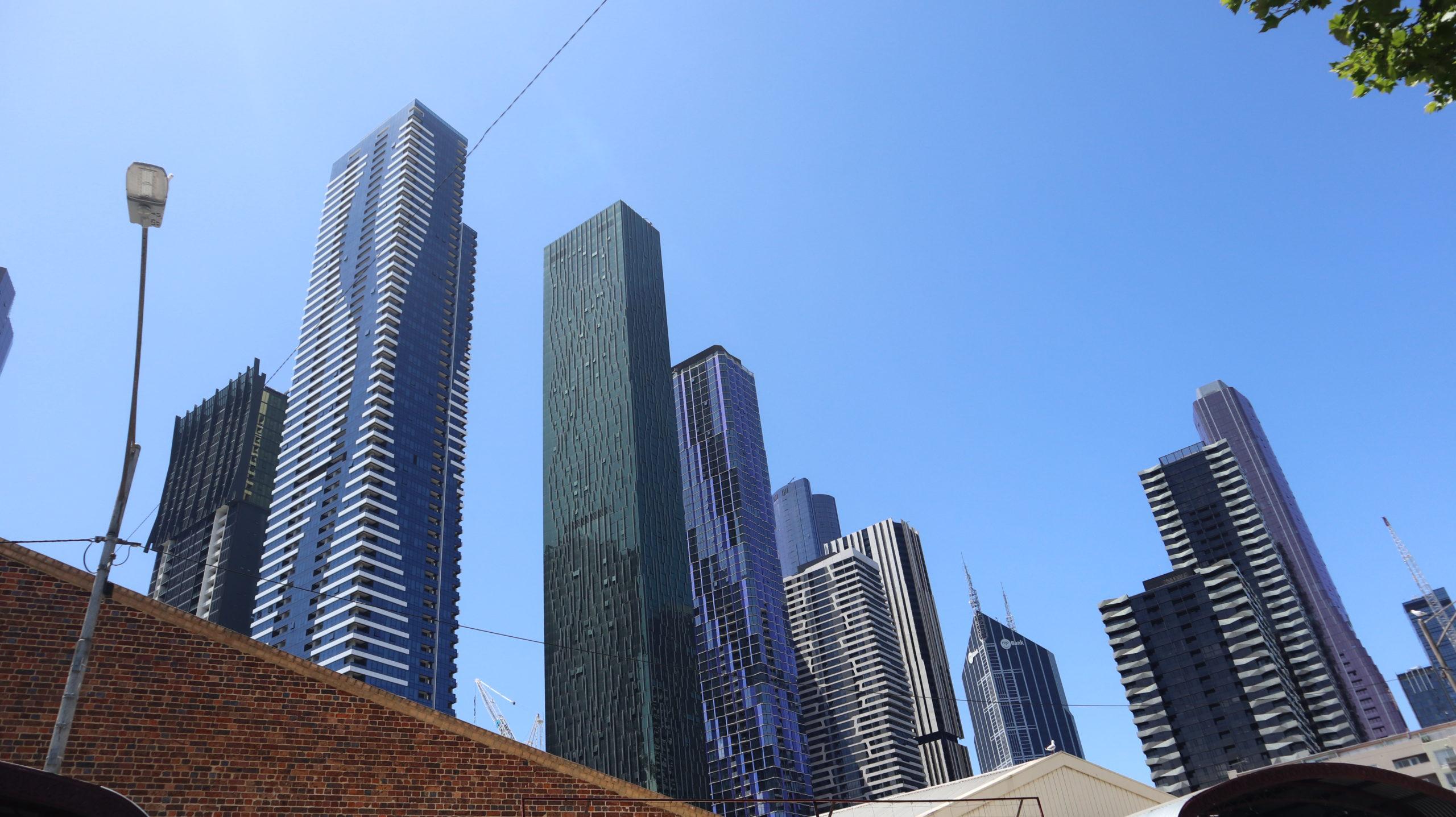 Melbourne (Einkaufszentrum Chadstone Trip)