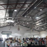 Weihnachtsmarkt Canberra - Unser erster Weihnachtsmarkt in Australien
