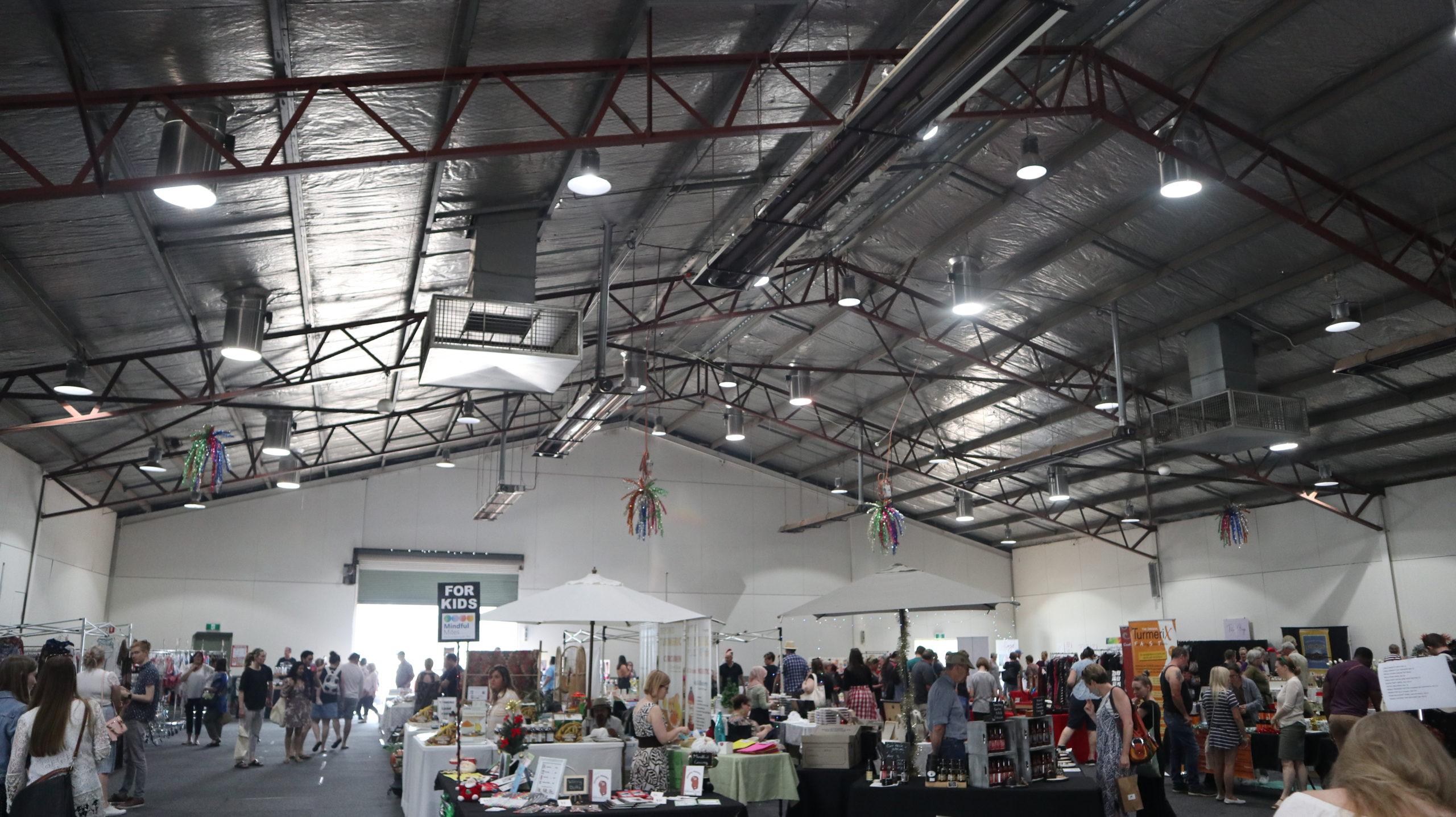 Weihnachtsmarkt Canberra