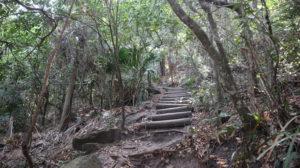 Steigung Royal Nationalpark