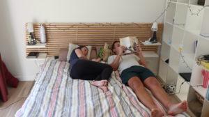Projekte während der Coronakrise: Lesen