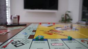 Projekte während der Coronakrise: Monopoly