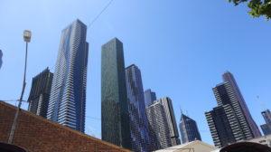 Melbourne Hochhäuser