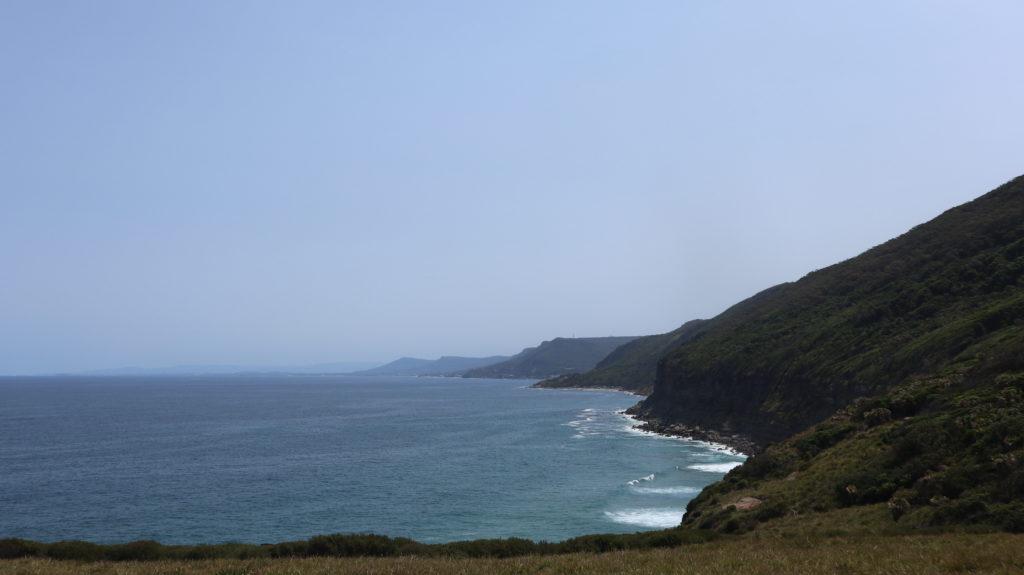 Royal Nationalpark: Ausblick auf die Küste