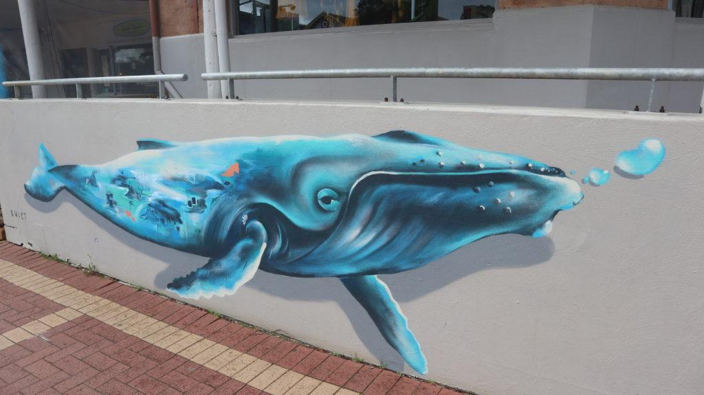 Der Süd-Westen Australiens: Wandzeichnung