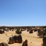 Die Pinnacles - Namburg Nationalpark