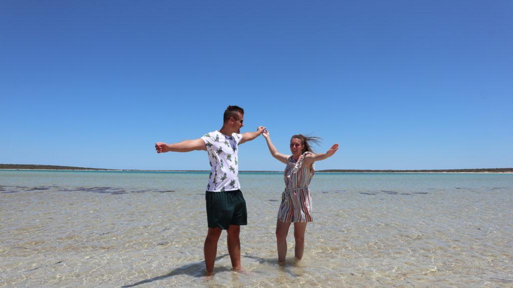 Little Lagoon in Shark Bay