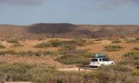 Die Wahl des richtigen Schlafplatzes: Unser Auto im Bush