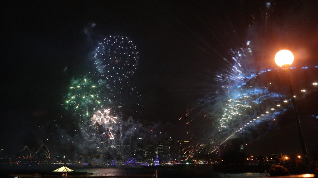 Jahresrückblick 2020: Feuerwerk