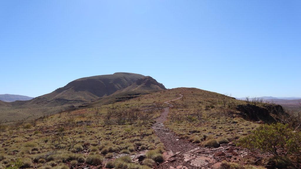 Karijini Nationalpark Mt Bruce