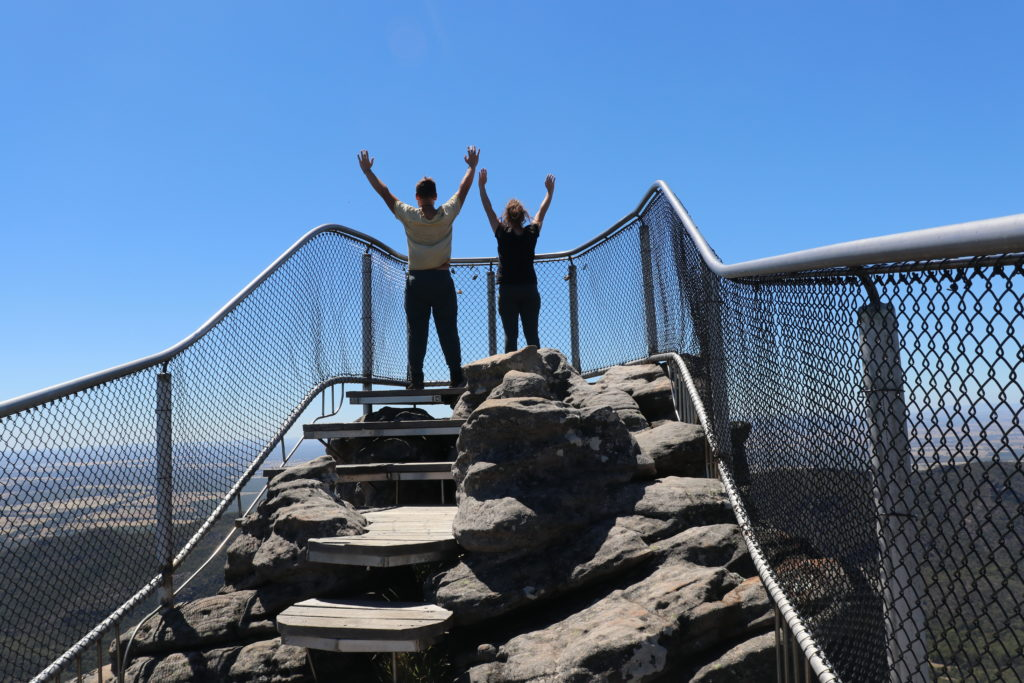 Grampians: Pinnacle Lookout