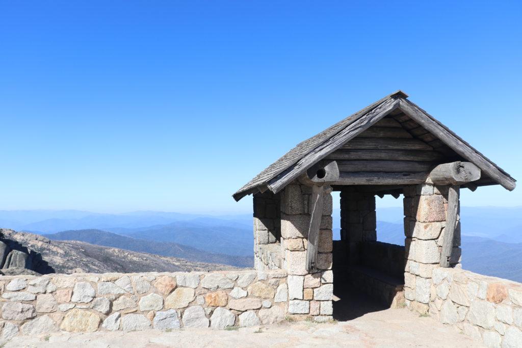 Mount Buffalo Nationalpark: Hütte