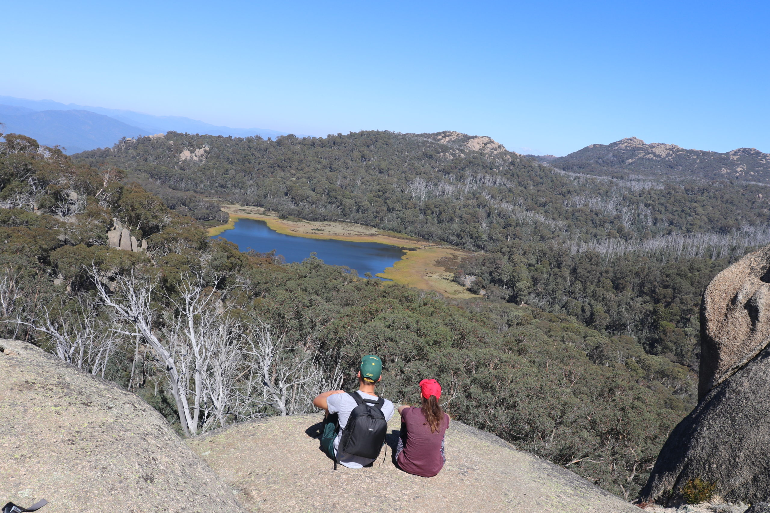 Mount Buffalo Nationalpark: Wir