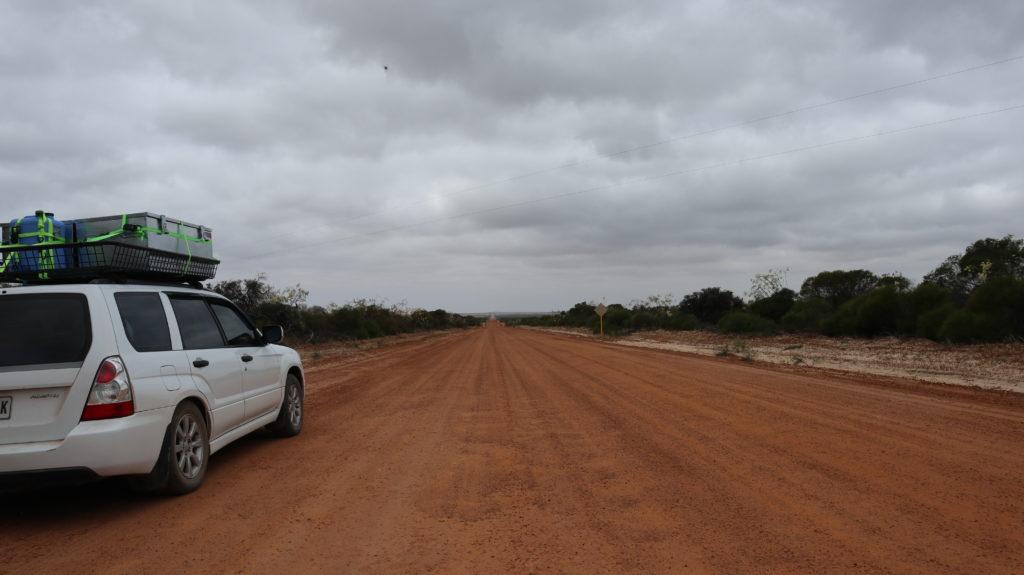 Mellow Offroad Weg