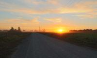 Halbzeit: Sonnenuntergang