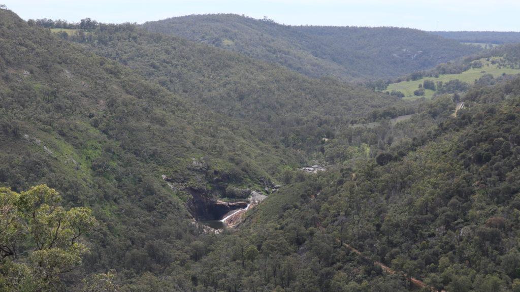 Nationalparks Ausblick